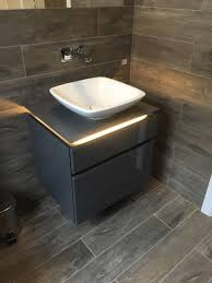 Bathroom Vanity Units Without Sink by Villeroy U0026 Boch Legato Vanity Unit In Glossy Grey 600mm Wide Led