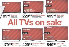 black friday 2017 tv deals walmart best buy target