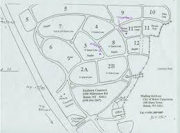 Beloit Wisconsin Map by Lorne Kenneth Topham