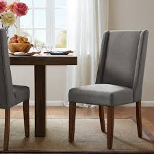 Madison Park Chairs Madison Park Brody Wing Dining Chair Set Of 2 Ebay