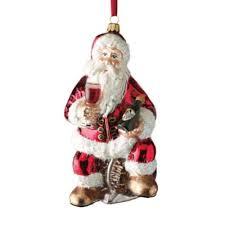santa claus ornaments shop gump s