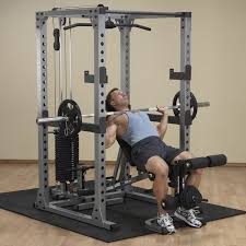 Bench For Power Rack Gpr378 Body Solid Pro Power Rack Body Solid Fitness