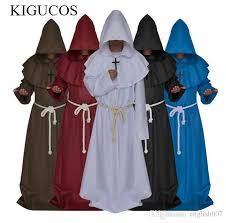 english007 medieval renaissance priest cosplay costumes halloween