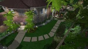 jim deans landscape huntington beach in 3d landscape design