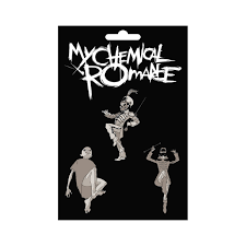 my chemical romance merch shirts posters and accessories store
