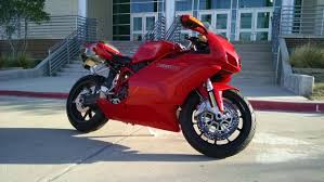 ducati 999 red key motorcycles for sale