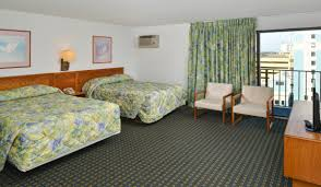 hotel photo gallery the sea horn myrtle beach the sea horn motel in myrtle beach 2 double bedroom with balcony