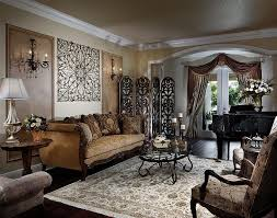 Feast For The Senses  Vivacious Victorian Living Rooms - Classy living room designs