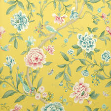 chinoiserie wrapping paper porcelain garden wallpaper caverley wallpaper collection