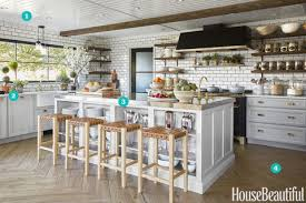 interior designs for kitchens author green s family friendly kitchen doubles as sanctuary