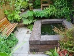 garden designs raised garden pond design ideas raised garden pond