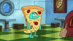 spongebuddy mania spongebob characters pizza pete