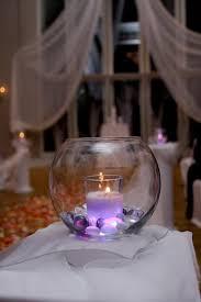 elegant glass bowl wedding centerpieces 1000 ideas about fish bowl