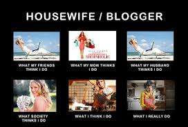 Housewife Meme - housewife blogger think i do meme narcissism is necessary