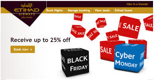 black friday sales on airline tickets etihad airways 10 to 30 off black friday u0026 cyber monday sale