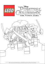 lego pirate ship coloring pages pirates caribbean colouring