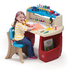 step2 flip and doodle easel desk deluxe art master desk kids art desk step2 intended for little tikes