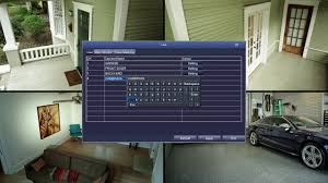 Front Door Video Monitor by Uniden Guardian Live Settings Youtube