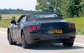 bentley rear spotted 2018 bentley continental gtc convertible vwvortex