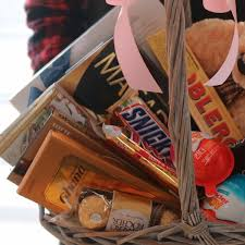 chocolate basket delivery teddy and chocolate basket flower delivery south korea