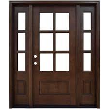 decorative replacement glass for front door doors with glass wood doors the home depot