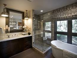 how to come up with stunning master bathroom designs interior