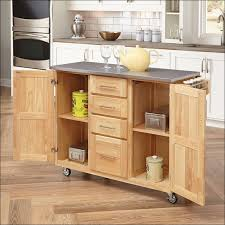 kitchen portable kitchen island with seating small kitchen cart