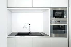 cuisine avec plaque de cuisson en angle meuble cuisine four et plaque meuble pour four with