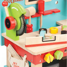 Toy Wooden Tool Bench My First Tool Bench Le Toy Van Children U0027s Wooden Tool Bench Toy