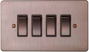 wandsworth electrical designer light switches u0026 plug sockets