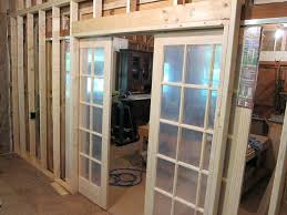 Exterior Pocket Sliding Glass Doors Sliding Pocket Door Pocket Doors With Glass Interior Exterior