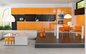 orange kitchens ideas kitchen archives home interior help