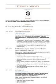 Ios Developer Resume Examples by Download Embeded Firmware Engineer Sample Resume