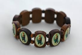 st jude bracelet contreras designs inc bracelets bp05j wood