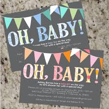 Mod Baby Shower by Oh Baby Mod Baby Shower Invitations Boy Or Or Your