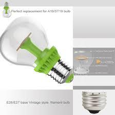 omnidirectional 100 watts led bulb equivalent durability8wa60rg