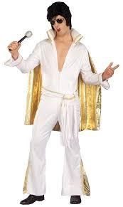 Rock Roll Halloween Costumes Rock Roll Elvis Costume Costumes