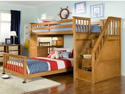 bedroom loft bed for small room captain u0027s memory red sfdark