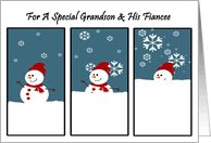 christmas cards for grandson u0026 fiancee from greeting card universe