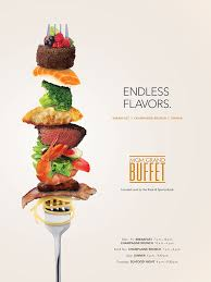 Mgm Grand Buffet by Print