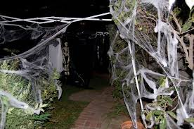 Backyard Haunted House Ideas My Haunted House And How I Made It