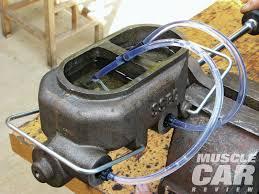 four wheel disc brakes for a 1965 pontiac gto rod network