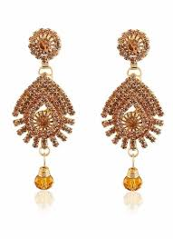 artificial earrings gold artificial jewellery earrings