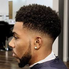 how to taper hair step by step afro taper fade haircut men s hairstyles haircuts 2018