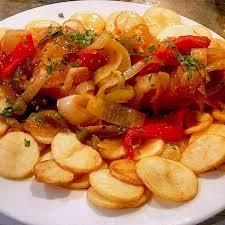 cuisiner la morue à la portugaise recettes de morue morue à minhota portugaldunord com