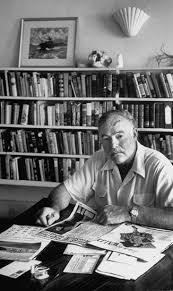 Hemingway Desk Ernest Hemingway U0027s Reading List The Art Of Manliness