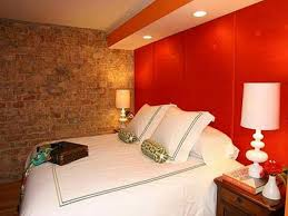 bedrooms marvellous wall colour combination with red deep red