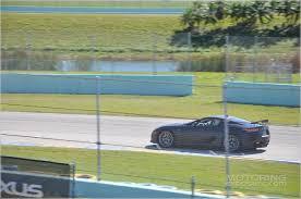 lexus lfa track vwvortex com lexus f sport track day at homestead miami speedway