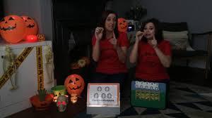 singing hands five little pumpkins sitting on a gate nursery