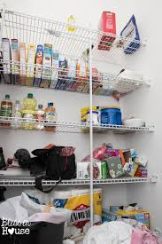 How To Organize A Pantry With Deep Shelves by The Most Frugal Way To Organize A Pantry Free Printable